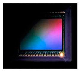 CCD матрица, фоточувствительный прибор с зарядовой связью в фотоаппарате