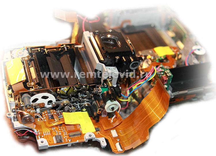 Устройство и ремонт механизмов зеркала и затвора в зеркальных фотокамерах Nikon D800