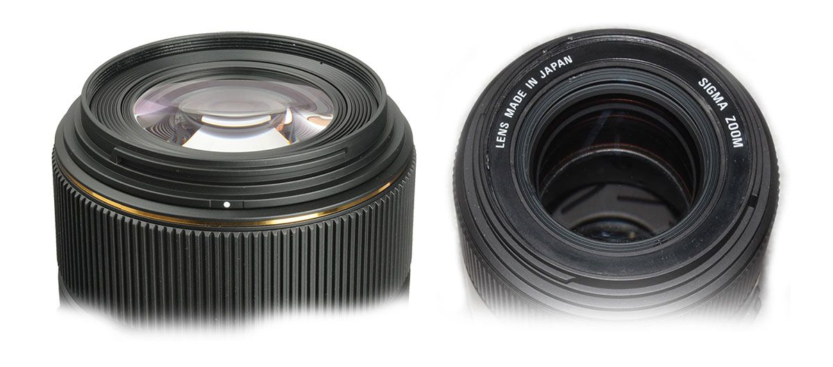 Ремонт фокусировки объектива Sigma 105mm F2.8 DG Macro HSM