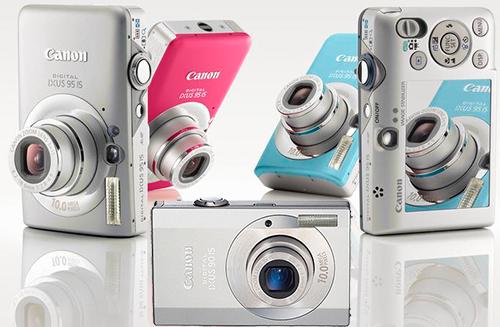 Устранение неисправностей в компактных фотоаппаратах Canon модели ixus 90, ixus 95 и стоимость ремонта