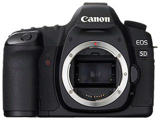зеркальные фотоаппараты canon 5d