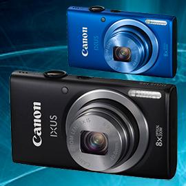 Ремонт фотоаппаратов Canon ixus 132, Canon ixus 133 в Москве