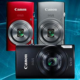 Ремонт фотоаппаратов Canon ixus 165, Canon ixus 170 в Москве