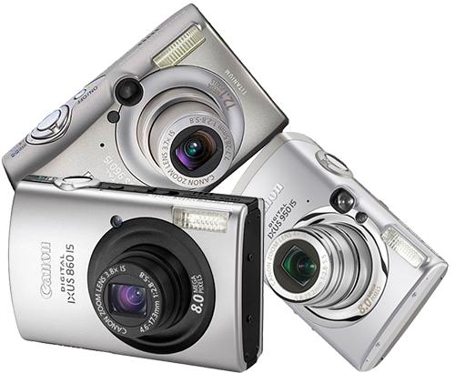 ремонт фотоаппаратов canon ixus 700 - canon ixus 960