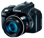 ремонт фотоаппарата Canon Powershot sx50