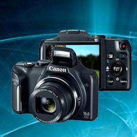 Ремонт фотоаппаратов Canon powershot SX170 в Москве