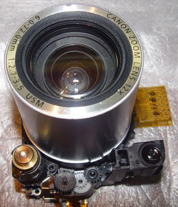 ремонт фотоаппаратов canon powershot