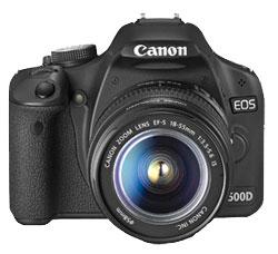 Профессиональный ремонт зеркальных фотоаппаратов Canon