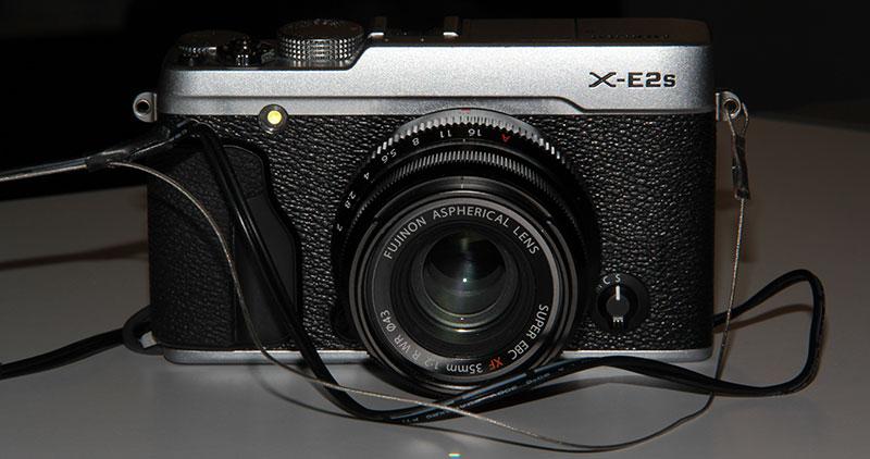 Фотоаппарат Fujifilm X-e2s