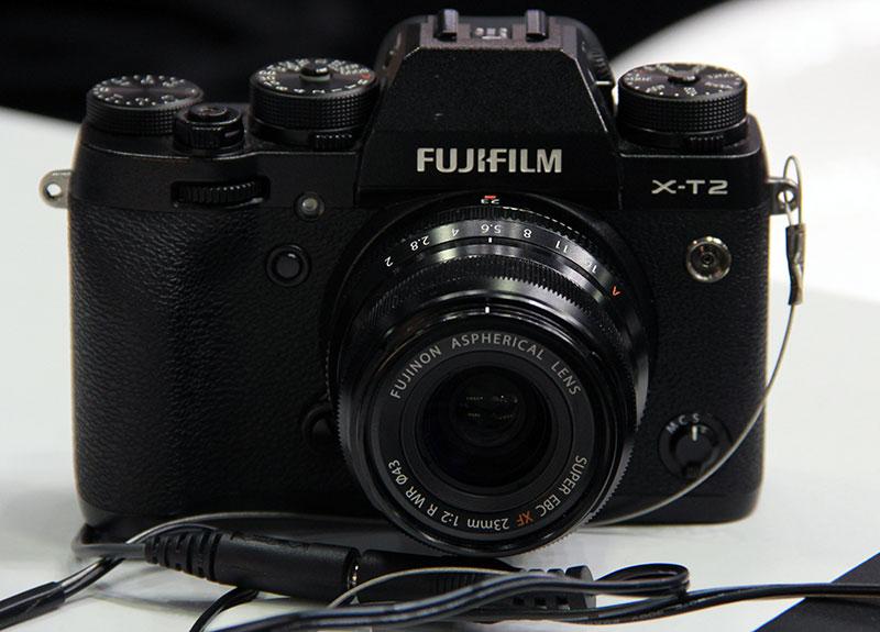 Фотоаппарат Fujifilm XT-2