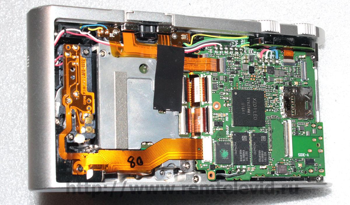 Взгляд изнутри на Leica TL2 type 5370