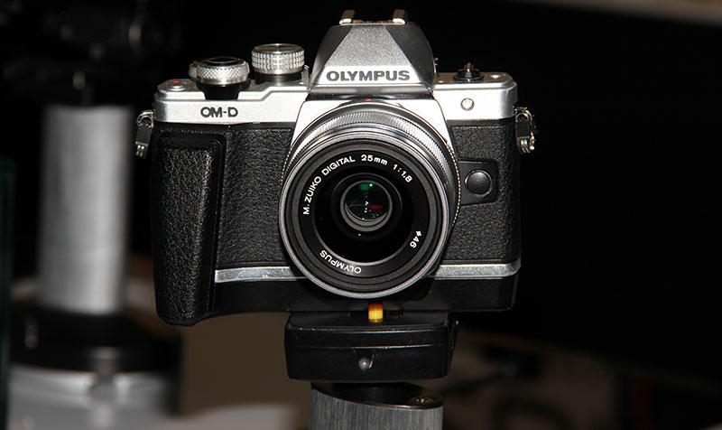 Фотоаппарат Olympus OM-D