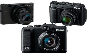 Устранение неисправностей в компактных цифровых фотоаппаратах Canon, Nikon, Sony, Panasonic