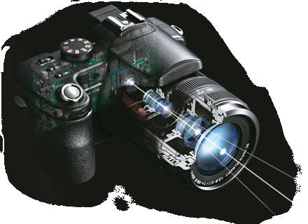 ремонт фотоаппаратов, сменной оптики, студийной фототехники в Москве
