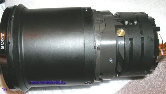 объектив фотоаппарата Sony dsc-r1