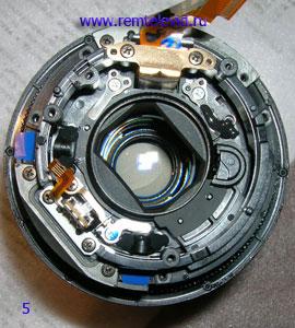 с гарантией и качеством выполним ремонт объективов в цифровых фотоаппаратах Sony
