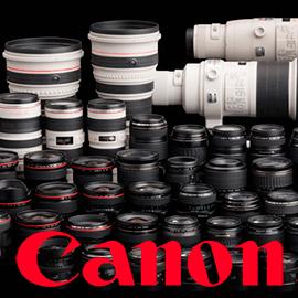 Ремонт объективов Canon в Москве