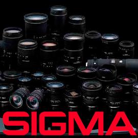 Сервисное обслуживание и ремонт объективов sigma для canon, nikon, pentax, sony