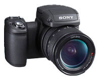 Профессиональный ремонт фотоаппаратов Sony dsc r1