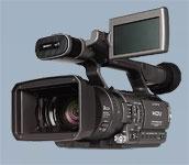 Ремонт видеокамер аналоговых, ремонт цифровых видеокамер