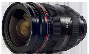 Объективы canon 24-70mm, конструкция, сроки и стоимость ремонта