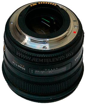 Объективы sigma 50mm 1.4, основные характеристики, неисправности сроки и стоимость ремонта