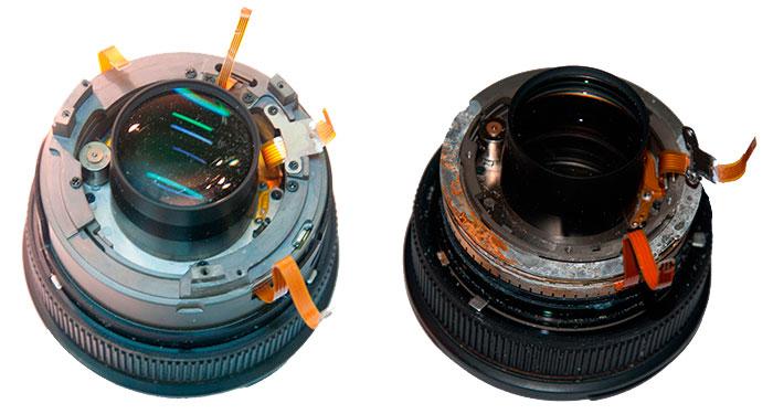 Конструкция и особенности ремонта объективов sigma 50mm