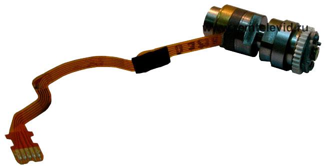 Замена двигателя автофокуса в объективах Canon 50mm