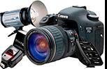 Ремтелевид-сервис - профессиональный ремонт фотоаппаратов, объективов, студийной фототехники в Москве, узнайте цены и сроки ремонта по телефону 8 (495) 518 54 93