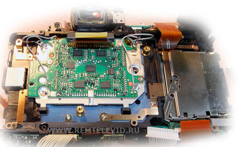 Матрица фотокамеры Nikon D200