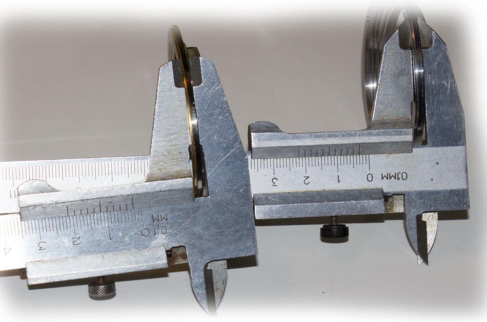 Замена металлического кольца крепления объектива к фотоаппарату