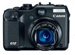 ремонт фотоаппаратов Canon Powershot  G7, G9, G10, G11, G12