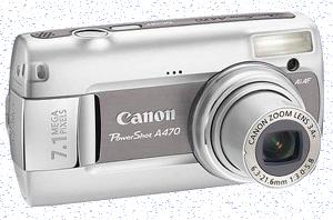 ремонт цифровых фотоаппаратов canon powershot a460, a470 - ремонт объектива, вспышки, карты памяти, замена дисплея