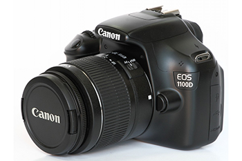 Ремонт фотоаппаратов Canon EOS 1100D, неисправности сроки ремонта и цены