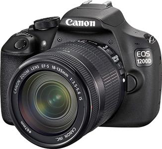 Ремонт фотокамер Canon EOS 1200D, неисправности сроки ремонта и цены