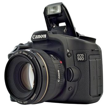 Ремонт фотоаппаратов Canon EOS 50D, основные неисправности сроки и цены