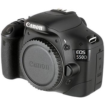 Ремонт фотоаппаратов Canon 550D, основные неисправности сроки и цены