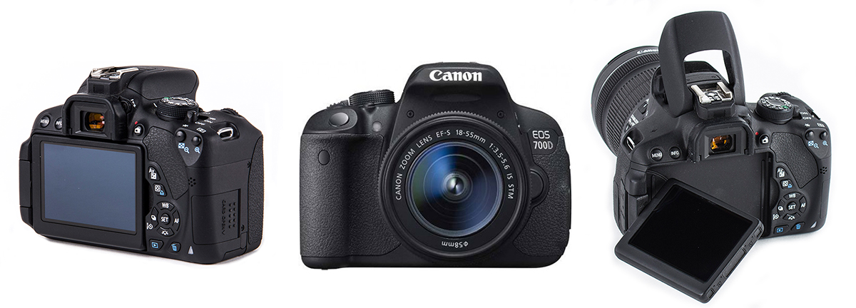 Ремонт фотоаппаратов Canon EOS 700D, неисправности сроки ремонта и цены