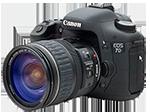 Ремонт зеркальных фотоаппаратов Canon, Nikon, Sony, Pentax в Москве