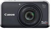 ремонт фотоаппарата Canon sx210