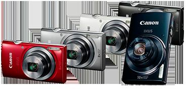 Фотоаппараты Canon ixus 155, Canon ixus 160 - ремонт объектива, вспышки, карты памяти, замена дисплея
