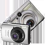 Фотоаппараты Canon ixus 700, 750, ixus 800, 850, 860, canon ixus 900, 950, 960, ремонт объектива, вспышки, платы, замена дисплея