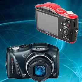 Ремонт фотоаппаратов Canon powershot SX150