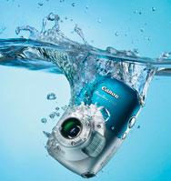 ремонт водонепроницаемых, противоударных фотоаппаратов