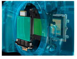 Чистка матриц зеркальных фотоаппаратов