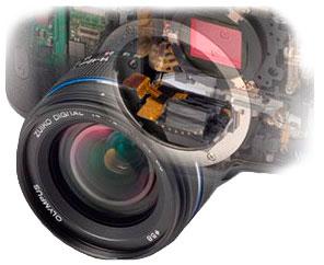 Серия публикаций на тему ремонта фототехники