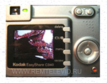 ремонт и замена дисплея фотоаппарата kodak