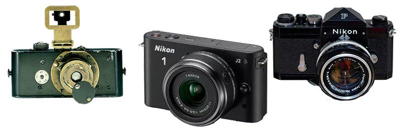 Чистка и ремонт фотоаппаратов nikon 1