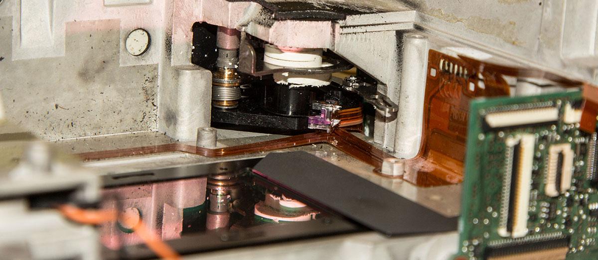 Замена изношенных деталей механизмов зеркала и затвора зеркальных фотоаппаратов Nikon D3, Nikon D3x, Nikon D3s