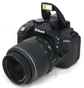 Ремонт зеркальных фотокамер nikon d5300 в Москве
